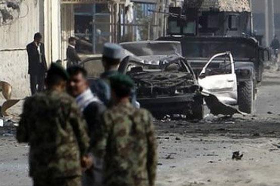 افغان صوبے کے مدرسے میں دھماکہ، عالم دین سمیت 8افراد جاں بحق