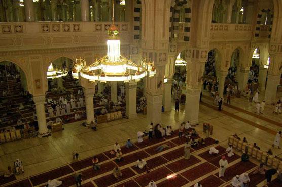 مسجد حرام کی سکیورٹی ،امام کعبہ نے ایکشن لے لیا