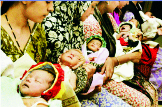 جمہوریت کے دعویدار بھارت کا مکروہ چہرہ بے نقاب، 23لاکھ بچیاں ماﺅں کے پیٹ میں قتل