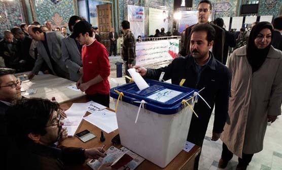 ایران میں صدارتی الیکشن کیلئے پولنگ جاری, عوام میں جوش وخروش