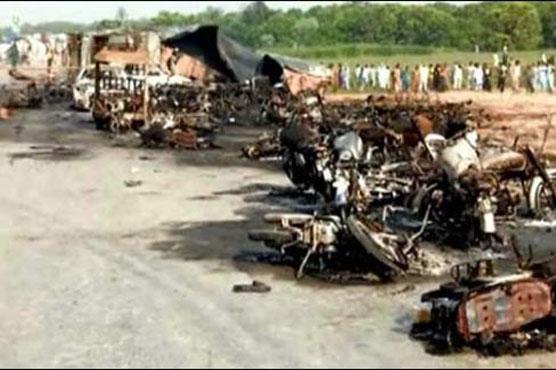 سانحہ احمدپور شرقیہ ، جانبحق افراد کی تعداد 190 ، درجنوں زخمیوں کی حالت تشویشناک