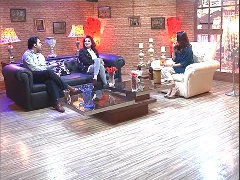 ٹی ایٹ فائیو میں معروف اداکارہ زارا اکبراور واجد خان کی خصوصی شرکت