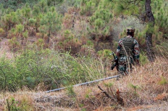 بزدل بھارت کی فوج کا بزدلانہ اقدام،ایل او سی پر طبل جنگ پاک فوج نے بھی سورماﺅں کی لاشوں کے ڈھیر لگا دیئے