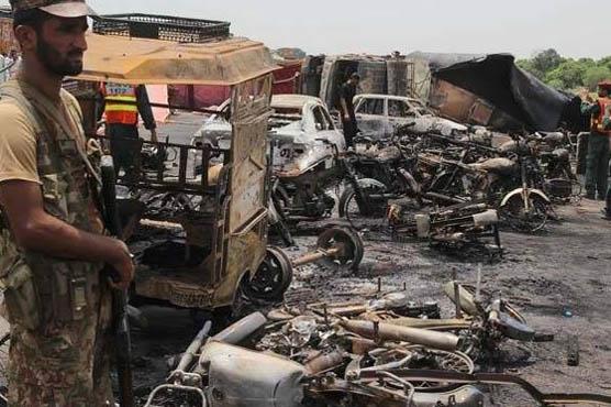 سانحہ احمد پور شرقیہ کا اصل ذمہ دار کون ؟اہم ترین خبر
