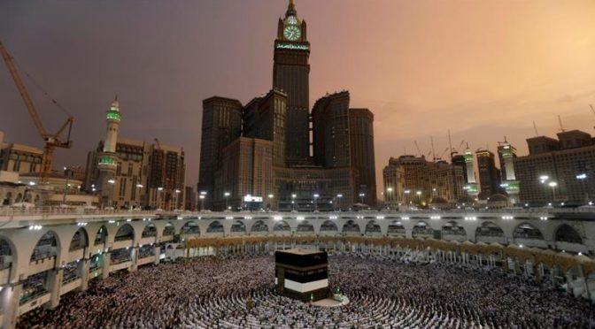 اللہ کی کتاب پر عمل اور اس کے مطابق حکمرانی کریں، خطبہ حج