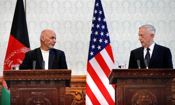 امریکہ ،پاکستان کیساتھ مل کر کیا کرنا چاہتا ہے؟ افغان صدر اشرف غنی دیکھتے رہ گئے