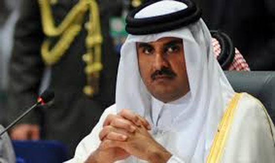 امیر قطر اچانک غائب،عرب دنیا میں کھلبلی