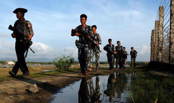 برمی آرمی چیف نے قتل عام کرنیوالوں کو اعزازات سے نواز دیا,جہ کیا بنی؟ حیرت انگیز خبر
