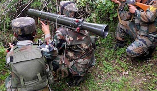ایران کے بعد بھارتی سورماﺅں کی فائرنگ ،پاک فوج کا منہ توڑ جواب
