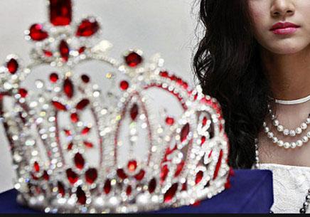 برما میں ملکہ حُسن سے تاج واپس ،وجہ کیا بنی؟؟