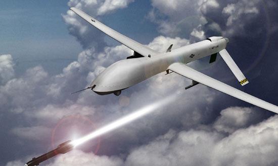 طویل عرصے بعد امریکی ڈرون حملہ، طالبان کمانڈرسمیت 3 ہلاک