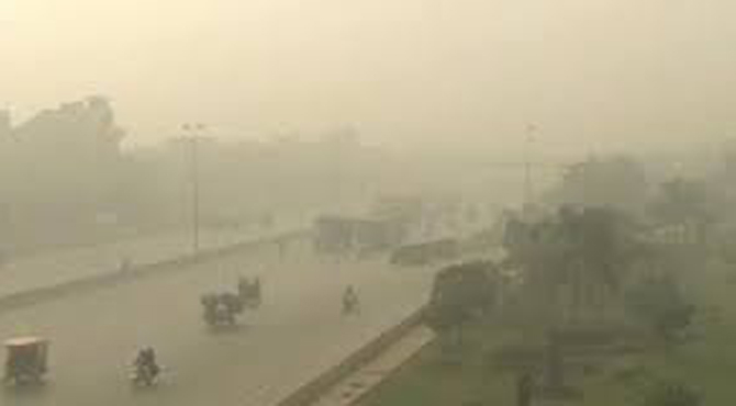 پاکستان میں سموگ کی وجہ بھارت کی ماحولیاتی دیشتگردی