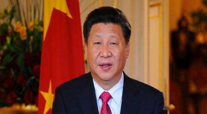 عالمی برادری ترقی پذیر ممالک کا احترام کرے: چینی صدر