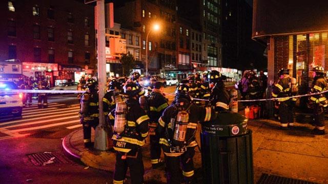 نیویارک ،بس ٹرمینل خوفناک دھماکہ سے گونج اُٹھا ،خوف و ہراس پھیل گیا