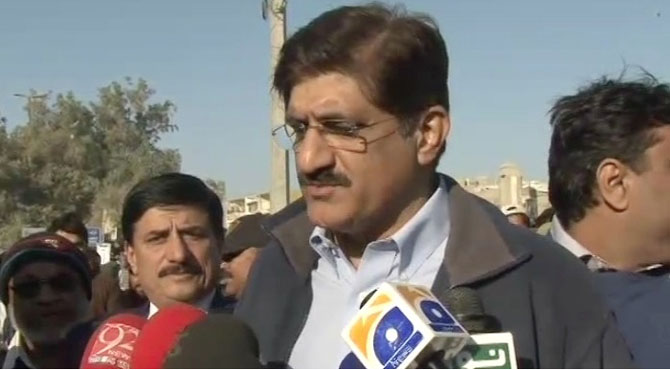 وزیراعلیٰ سندھ نے گنے کے بحران کا ذمہ دار وفاقی و پنجاب حکومت کو قرار دے دیا