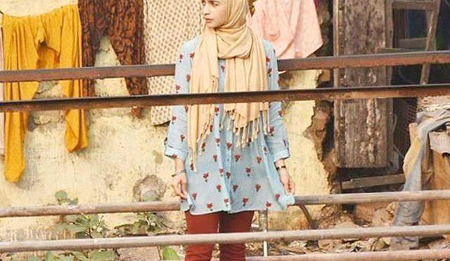 بالی ووڈ اداکارہ عالیہ بھٹ نے حجاب کیوں لینا شرو ع کر دیا،حقا ئق وا ضح کر دئیے