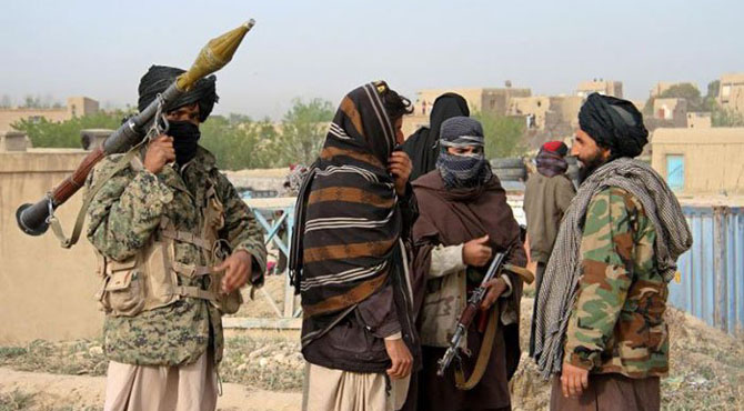 افغان طالبان،حقانی نیٹ ورک سے تعلق کا شبہ: امریکا نے 6 افراد پر پابندی لگادی