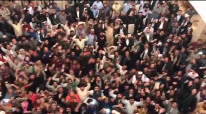 مسلم لیگ ن آج سوات میں عوامی طاقت کا مظاہرہ کرے گی