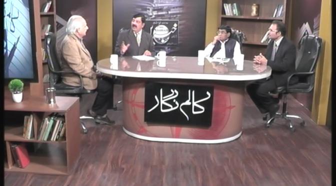 صر ف پاکستان ہی کیوں مسئلہ کشمیر پر آواز اٹھائے، عالمی برادری کو بھی سوچنا چاہیے