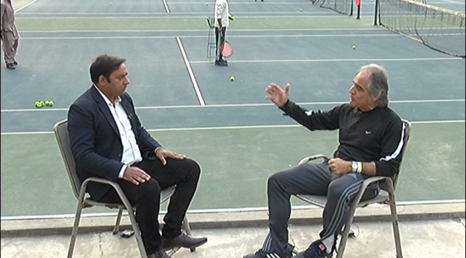 حکومت پاکستان کو ٹینس کے فروغ کیلئے اہم اقدامت کی ضرورت ہے