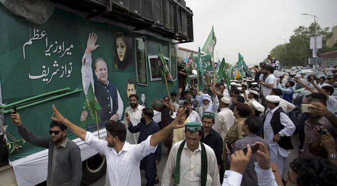 عمران خان جیتے تو لانگ مارچ ہو گا ، مریم کی قیادت کی حکمت عملی طے