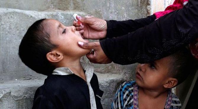 پولیو سے پاک اوقیانوسی ملک میں وائرس نے دوبارہ سر اٹھانا شروع کردیا