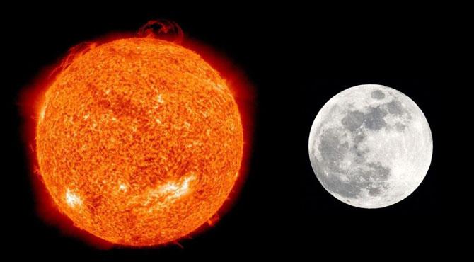 رواں سال 3 سورج اور 2 چاند گرہن ہونگے چاند گرہن پاکستان میں بھی دیکھے جاسکیں گے