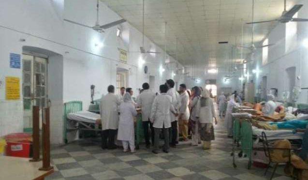 گوشت کھا کھا کر بد ہضمی سے 3ہزار لاہورئیے ہسپتال داخل