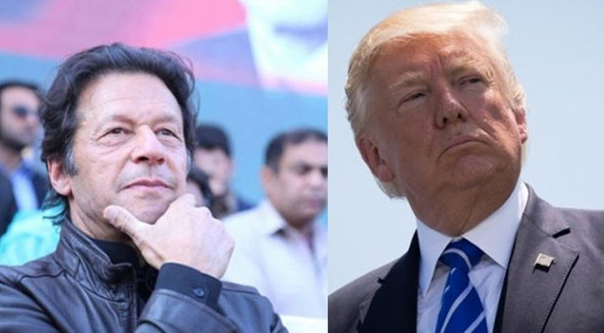 ٹرمپ کی ڈومور بارے تردید،عا لمی سربراہان پاکستان کے نئے کپتان کو دیکھنے کیلئے بے تاب