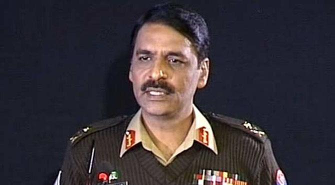 major asif ghafoor khabrain channelfive