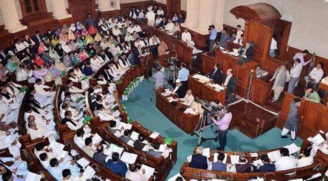 پنجاب اسمبلی میں نئے بلدیاتی نظام کا مسودہ قانون کثرت رائے سے منظور
