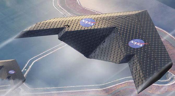 ناسا اور ایم آئی ٹی کا نیا انقلابی طیارہ بنانے کا فیصلہ
