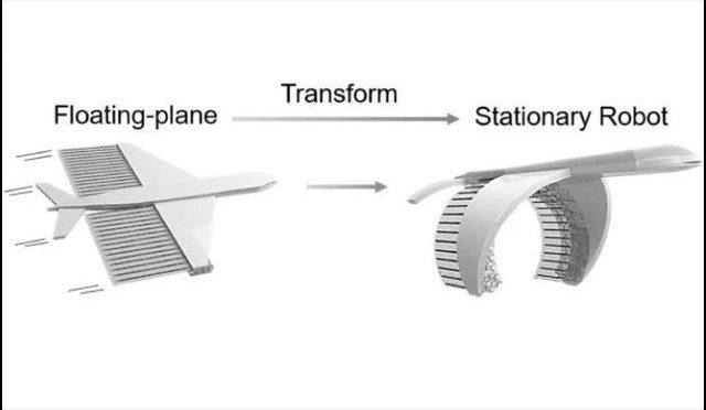 انسانی جسم میں سفر کرنے والی 'اڑن وھیل' تیار