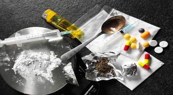 اعلیٰ سرکاری افسران منشیات کے مکروہ دھندے میں ملوث