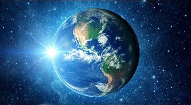 اربوں سال میں تخلیق شدہ زمین انسانی ترقی کی زد پر