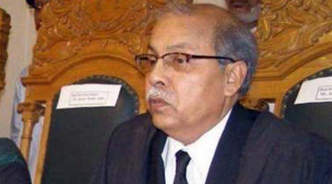 'سندھ پوری طرح سے کرپشن میں ڈوبا ہوا ہے'