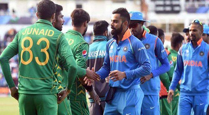 پاک بھارت میچ کی ٹکٹ ڈھائی ہزار پاﺅنڈ میں بکنے لگی