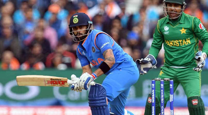 پاک بھارت ٹاکرا ، ٹکٹوں کی منہ مانگی قیمت پر بلیک میں فروخت