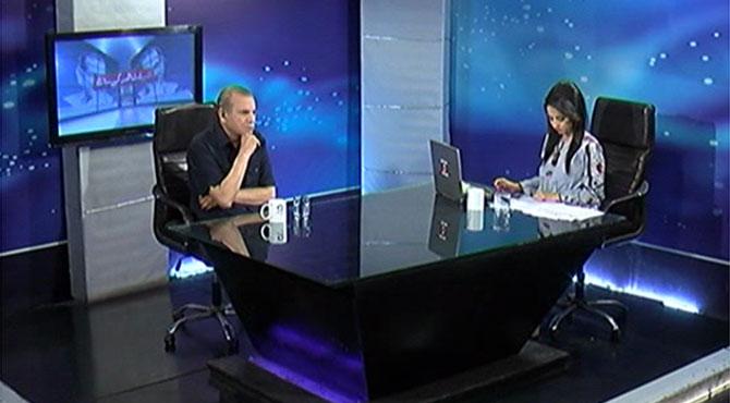 """اپوزیشن بجٹ روک کر غیر جمہوری عمل کو راستہ نہ دکھائے :معروف صحافی ضیا شاہد کی چینل ۵ کے پروگرام """" ضیا شاہد کے ساتھ """" میں گفتگو"""