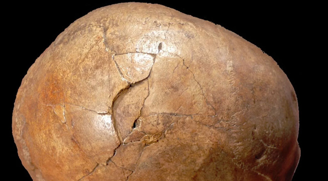 33 ہزار سال پہلے ہونے والے قتل کا معمہ حل ہو گیا