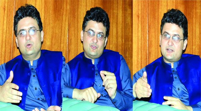 اپوزیشن شرمندگی سے بچے ، تحریک عدم اعتماد واپس لےے ، سنیٹر فیصل جاوید کا خبریں کو خصوصی انٹرویو
