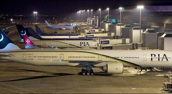 امریکا کے لیے پاکستان سے براہ راست پروازیں شروع ہونے کا امکان
