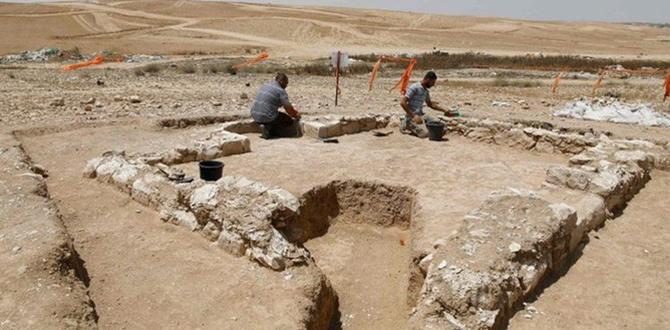 اسرائیل میں بارہ سو سالہ قدیم مسجد دریافت