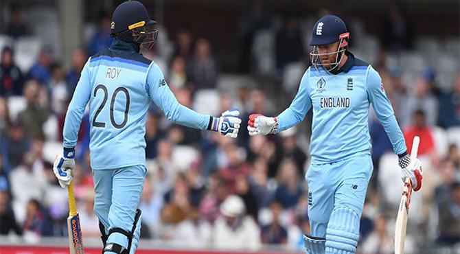 'کرکٹ کا عظیم ترین میچ'تاج انگلینڈ کے سر