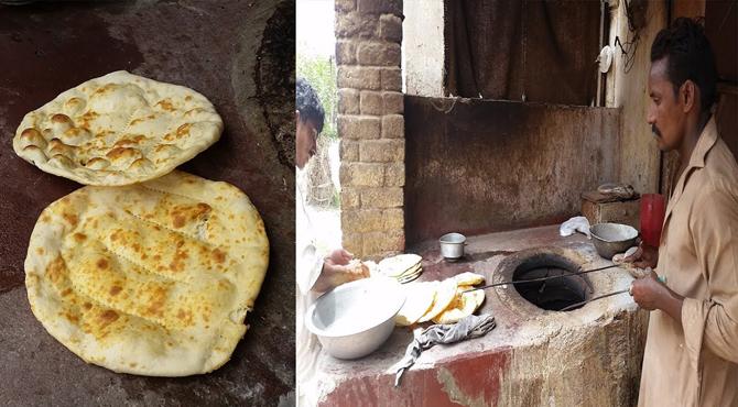 """""""خیبر پی کے حکومت نے نان بائیوں سے مل کر نان 15روپے کا کردیا"""""""
