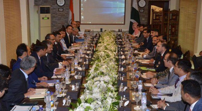 پاکستان اور بھارت کے درمیان کرتارپور راہداری پر تیکنیکی مذاکرات کا چوتھا دور زیرو پوائنٹ پر منعقد