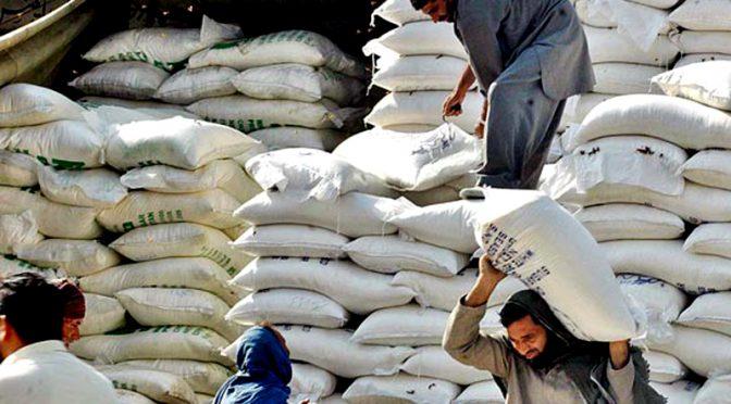 ایف آئی اے نے آٹا بحران کی تحقیقات شروع کر دیں لاہور ہائیکورٹ نے بھی گندم کی درآمد ،برآمد کی تفصیل مانگ لی