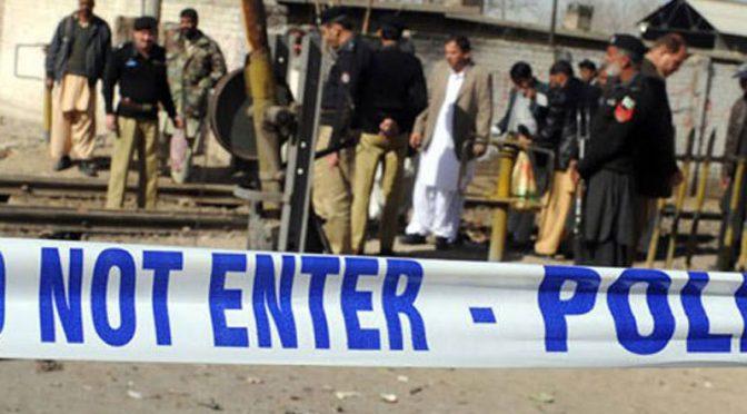 لورالائی: دہشت گردوں کے حملے میں ایک پولیس اہلکار شہید، 3 زخمی