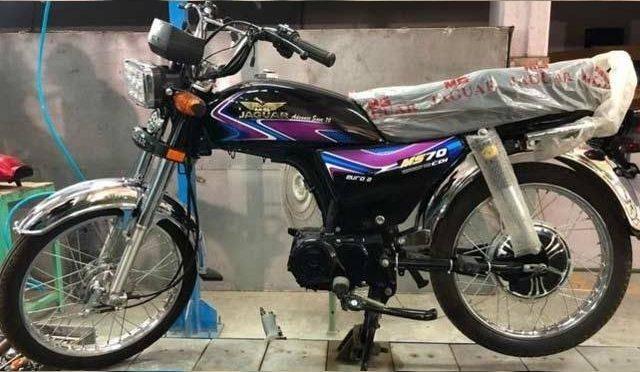 پاکستانی ساختہ سستی موٹر سا ئیکل جسے 50 کلومیٹر کی ایوریج پر ماہانہ 500 روپے میں چلایا جاسکے گا،بی بی سی کی رپو رٹ