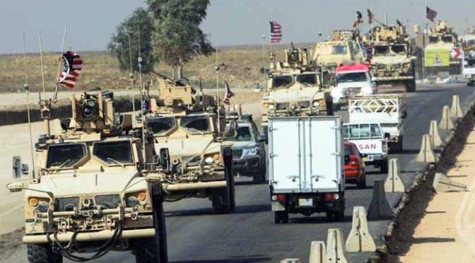 امریکا کا شام میں اضافی فوجی دستے تعینات کرنے کا اعلان